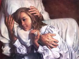 snuggle with Jesus